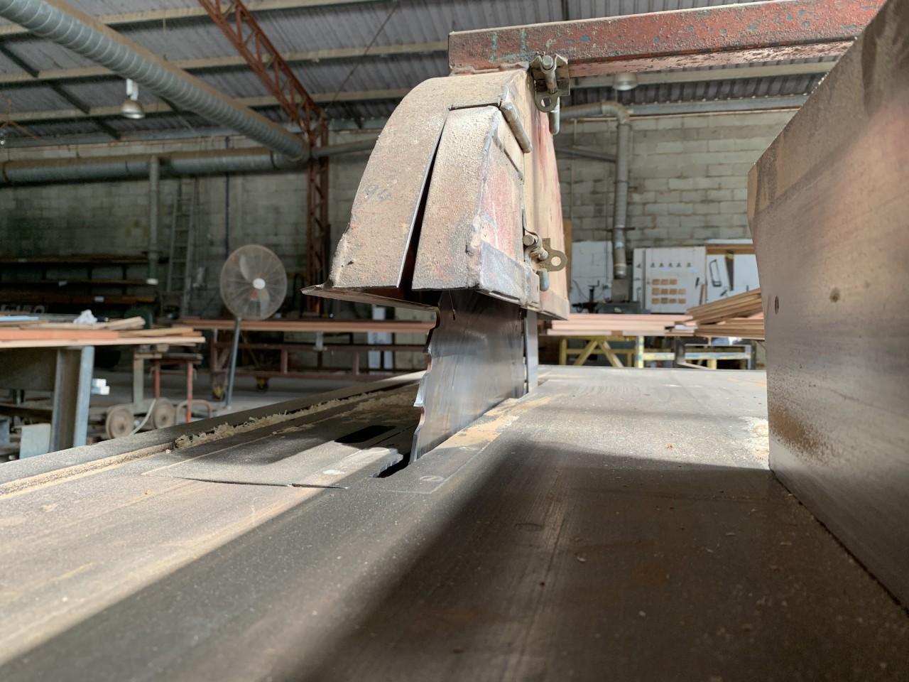 Timber Machining