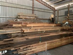 Timber packs