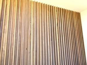 Australian timber slatting